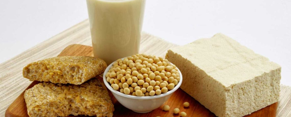 Soy – highly controversial!