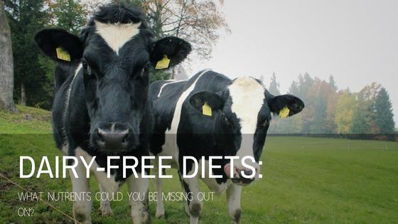 Dairy-Free Diet?